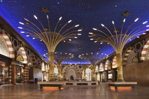 Dubai Mall binnen